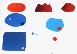 Técnica mixta sobre papel 37,5 x 52,5 cm 2016